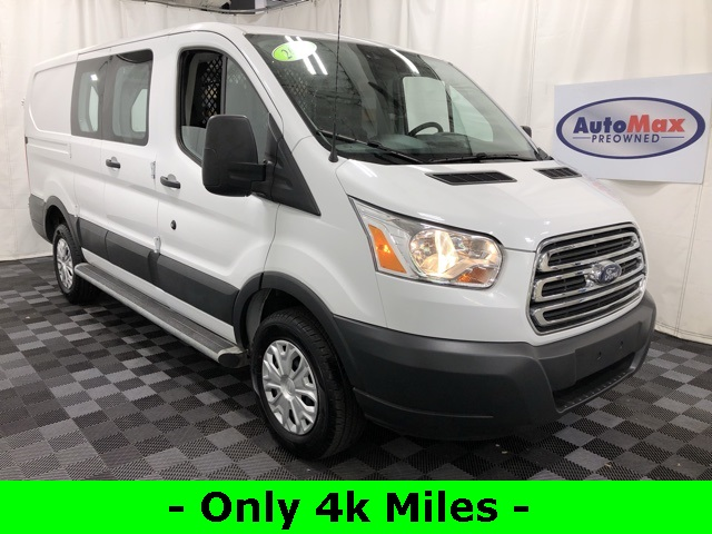 Ford Transit 250 >> 2018 Ford Transit 250 Low Roof Rwd 3d Low Roof Cargo Van