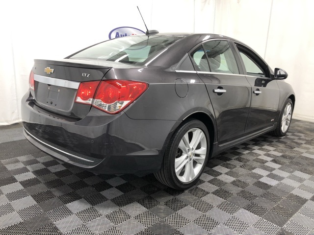 Pre Owned 2016 Chevrolet Cruze Limited Ltz
