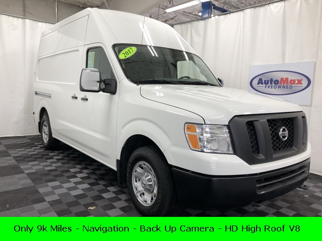 Pre Owned 2017 Nissan Nv2500 Hd Sv