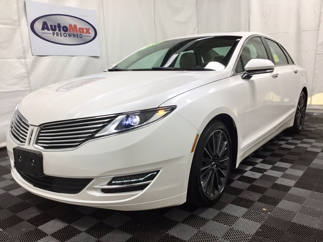 Pre Owned 2016 Lincoln Mkz Awd