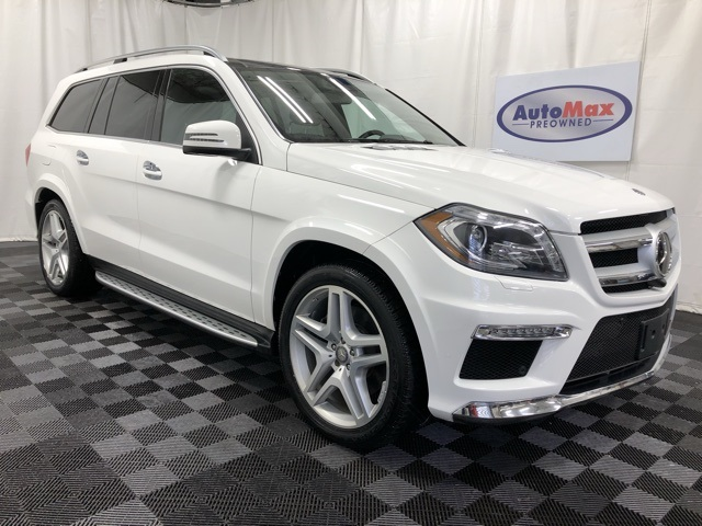 Pre Owned 2016 Mercedes Benz Gl Cl 550