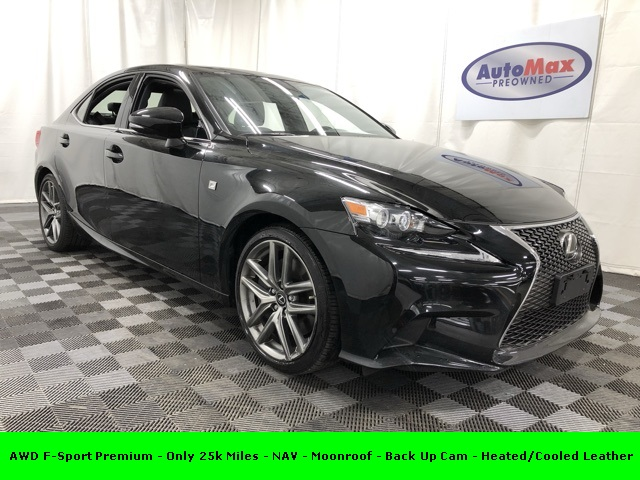 Pre Owned 2016 Lexus Is 300